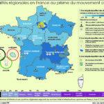 INFOGRAPHIE. Les inégalités régionales en France au prisme du mouvement olympique