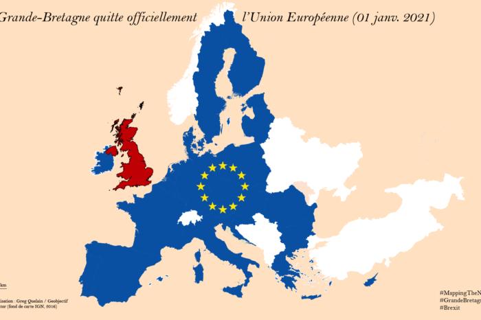 Le Brexit est officiel depuis le 1er janvier 2021.
